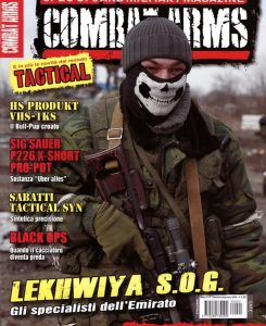 Combat Arms n°5 anno II – Agosto 2014