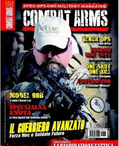 Combat Arms n°1 Anno II – Gennaio 2014