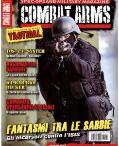 Combat Arms n°3 anno IV – Aprile 2016