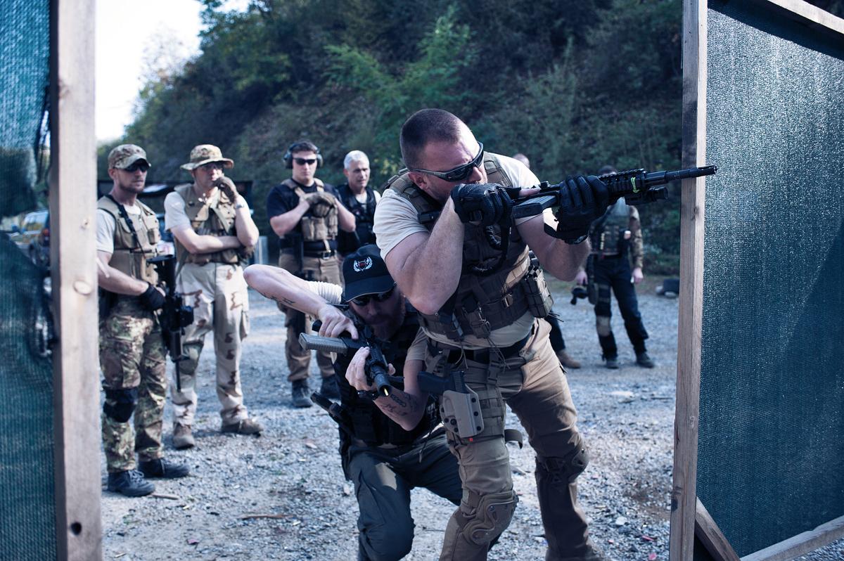 corso tiro operativo tcs pistol e rifle