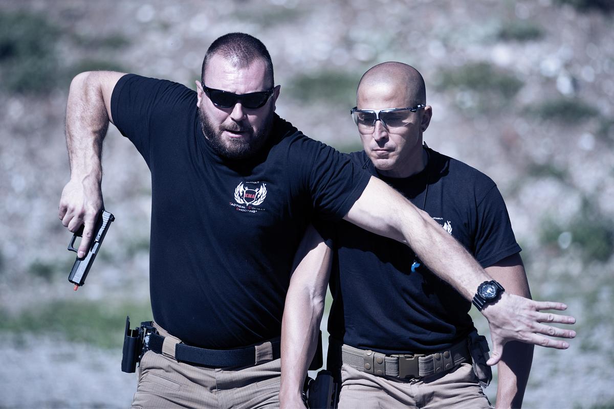 protezione terza persona corso tiro operativo