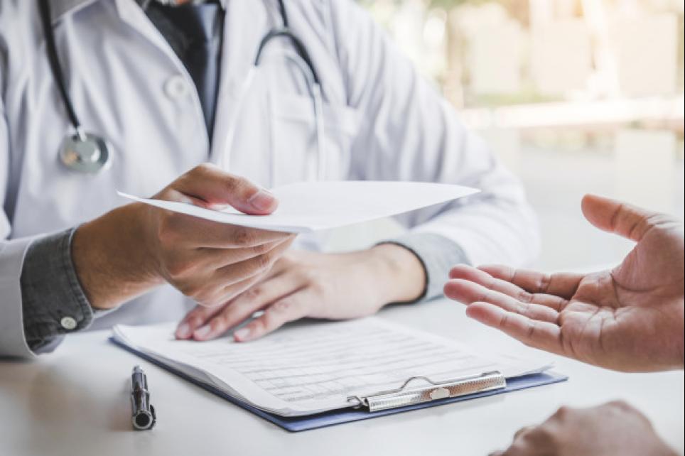 visita medico di base per certificato anamnestico
