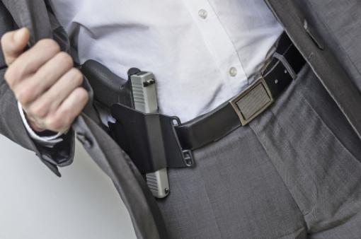 porto d'armi per difesa personale
