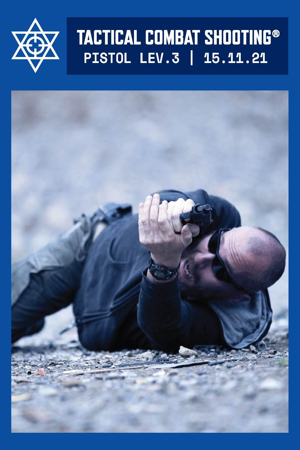 Pistol - Livello 3 - Milano (MI) - 15-11-2021
